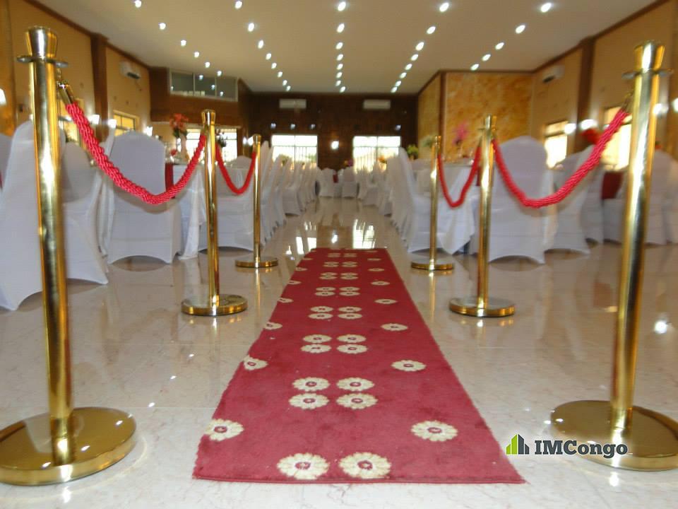 A louer Salle de Fête - Kalubwe Plazza Lubumbashi Lubumbashi