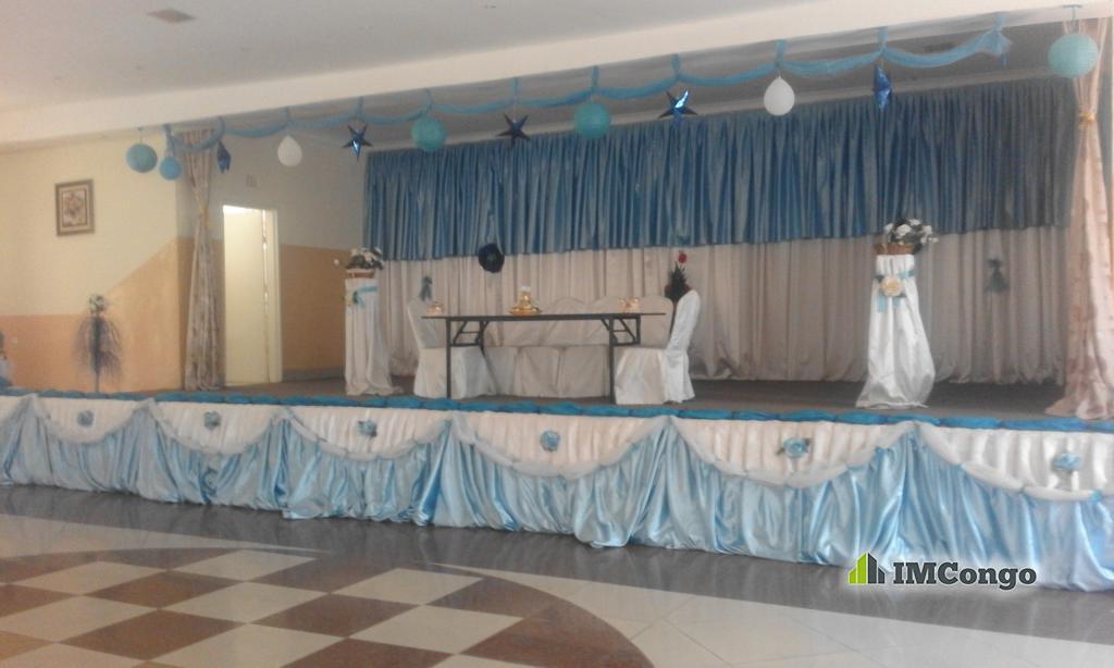 A louer Salle de Fête - Malkia Lubumbashi Lubumbashi