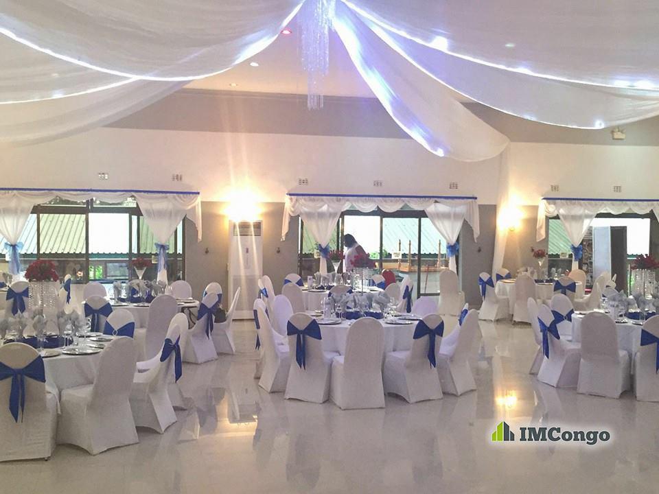A louer Salle de Fête - Kalubwe Lodge Lubumbashi Lubumbashi