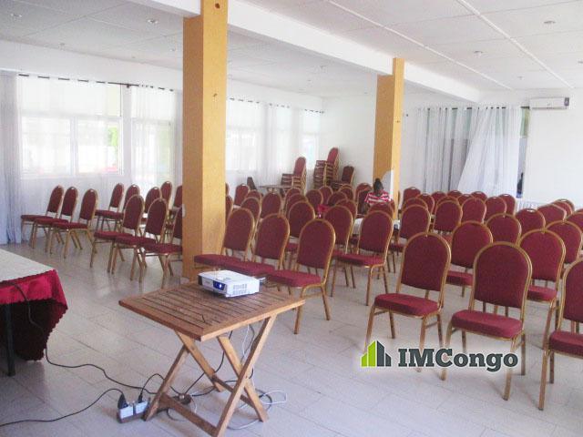Yaku panga Salle Polyvalente - Mafraland Kinshasa Gombe