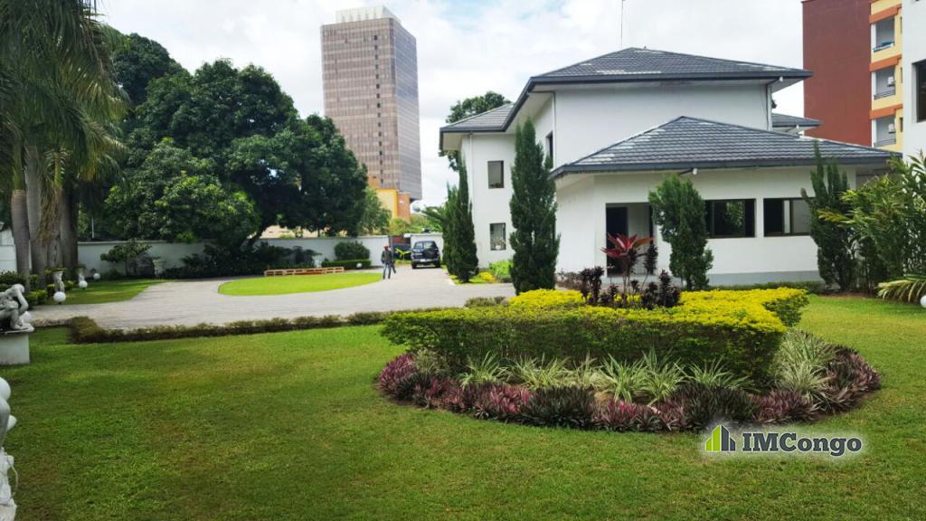 Yaku panga Espace Faden House Kinshasa Gombe