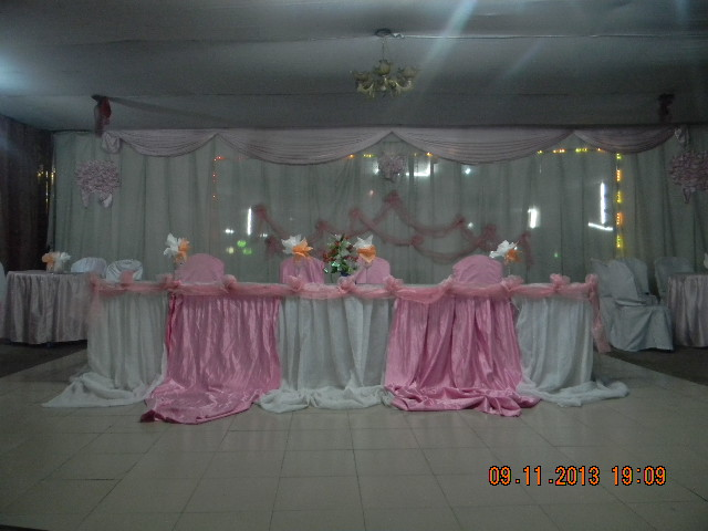 A louer Salle de fête - Bikapi Oasis VIP  Kinshasa Limete