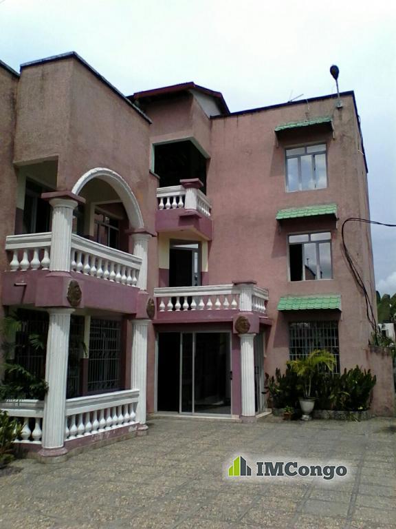 A louer Flat Hôtel CAMPANIL Kinshasa Ngaliema