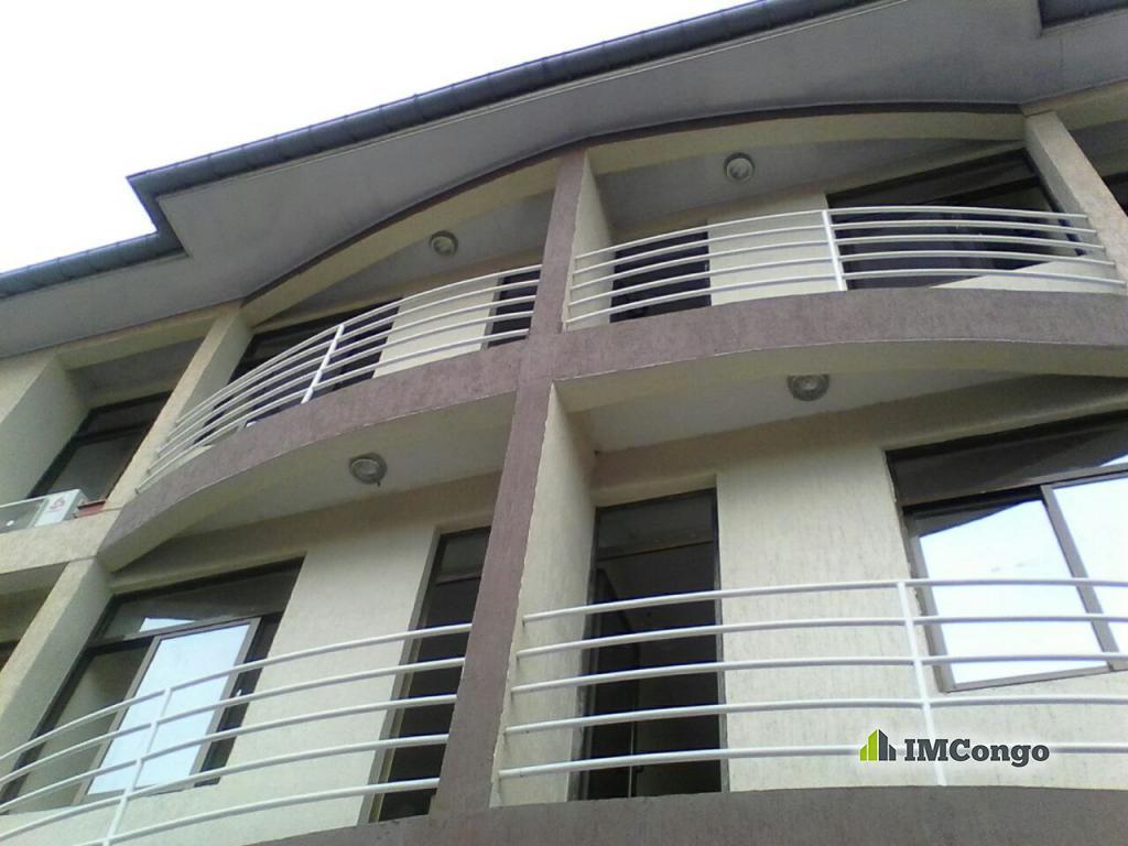 A louer Complexe d'appartements - Quartier Baoba Kinshasa Ngaba