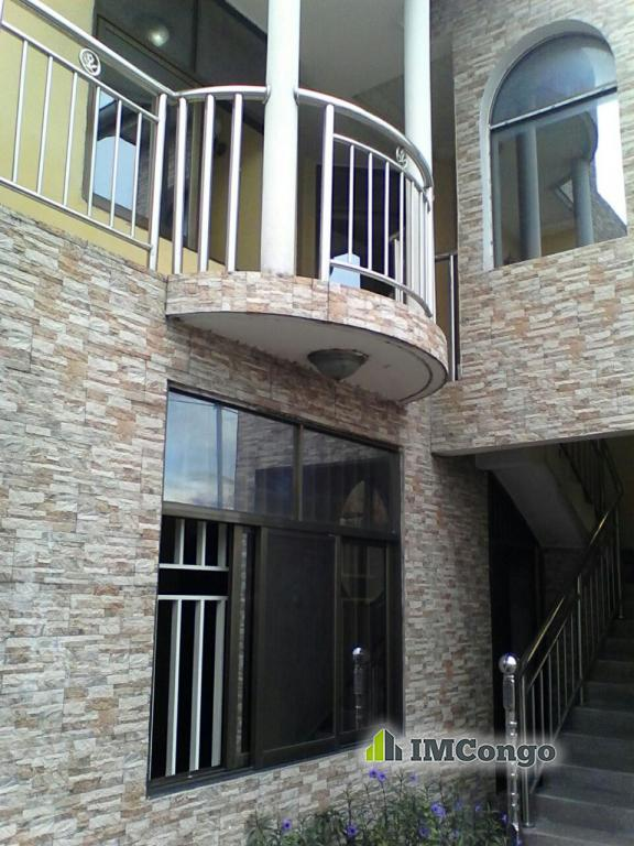 A louer Complexe d'appartements - Quartier Kasai  Kinshasa Barumbu