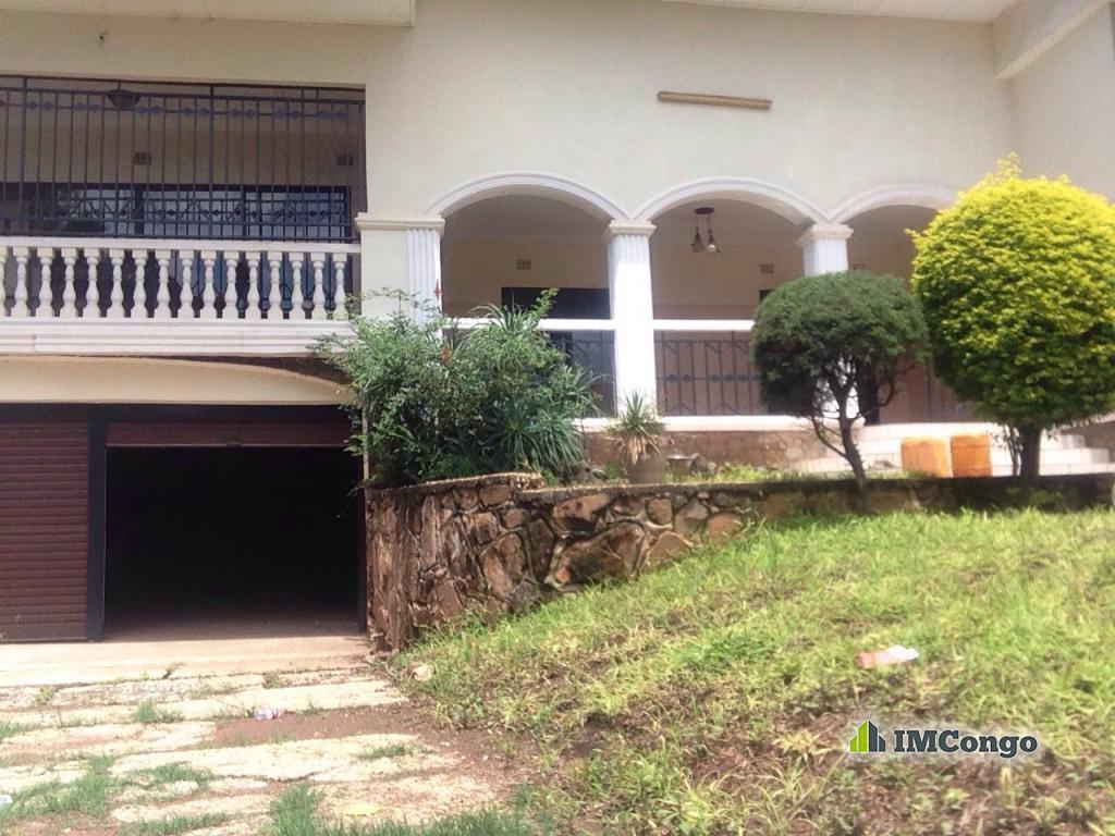 A louer Maison - Quartier Baudouin Lubumbashi Lubumbashi