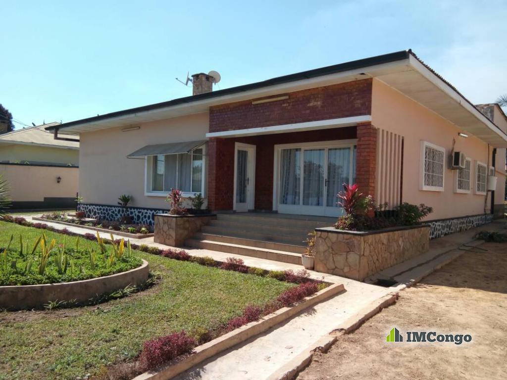 A louer Guest house -  Bel-Air Lubumbashi Kampemba
